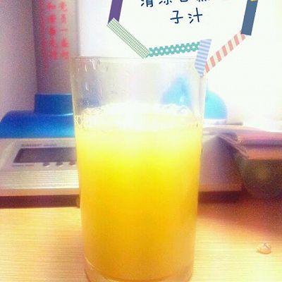 清凉甘蔗柚子汁