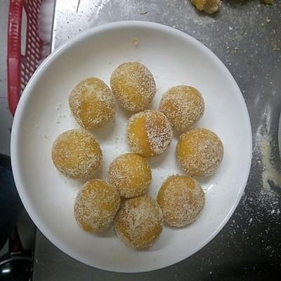 南瓜香芋圆