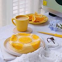美味颜值双重在线的香橙蒸蛋糕的做法图解2