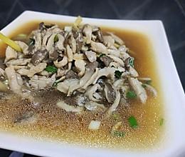 鲜鲜的清炒平菇的做法