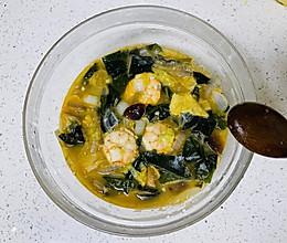 好吃不胖鲜到爆炸味增汤的做法