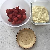 法式树莓挞(附详细香草卡仕达酱制作)的做法图解15