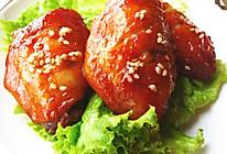 【家庭自制奥尔良烤翅】叫板肯德基经典美食的做法