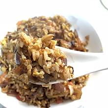 西红柿鸡蛋炒米饭