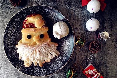 圣誕老人面包