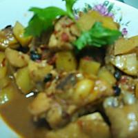 #大喜大牛肉粉试用#香锅鸡的做法图解4