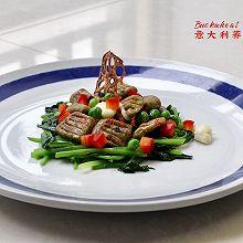 四季荞麦香(三)•葱油拌疙瘩Gnocchi.Chives