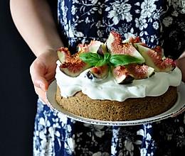 (视频菜谱)无花果 咖啡磅蛋糕的做法