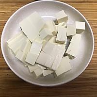金针菇豆腐羹的做法图解1