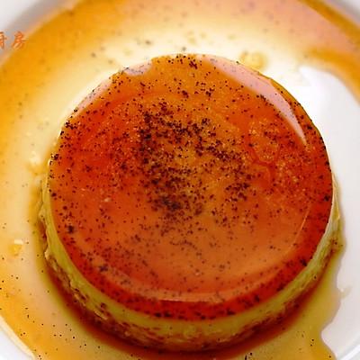 曼步厨房 - 焦糖布丁