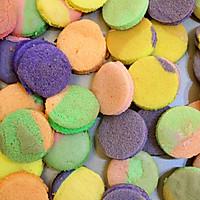 彩虹推推乐蛋糕筒的做法图解12
