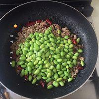 超级下饭菜-毛豆炒肉末的做法图解6
