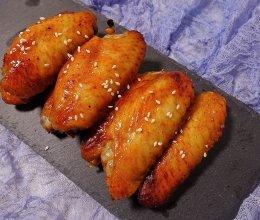 #春天肉菜这样吃#秘制烤翅的做法