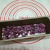 紫薯蛋挞#有颜值的实力派#的做法图解5