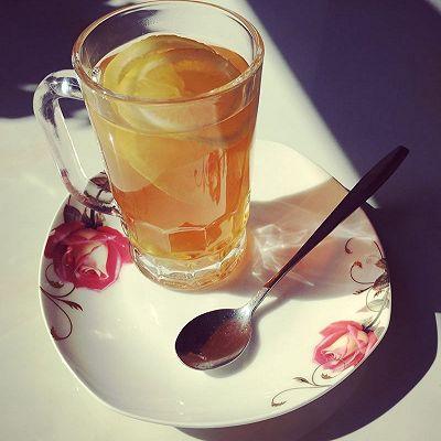 柠檬蜂蜜红茶