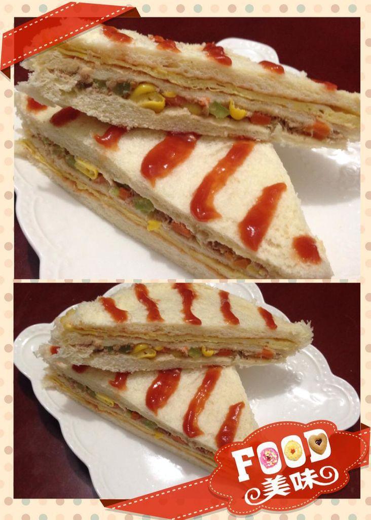 金枪鱼三明治的做法_【图解】金枪鱼三明治怎么做如何