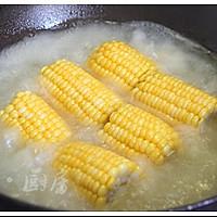 奶油玉米棒的做法图解5
