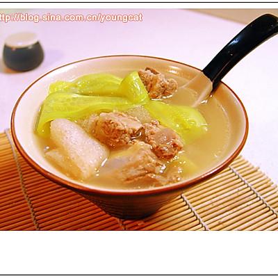 青瓜竹荪汤