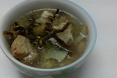 四季石斛玉竹麥冬湯(4-5人)