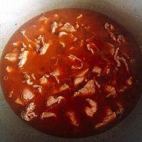 减肥?不存在的,只有这锅热腾腾的水煮牛肉才是真爱的做法图解14