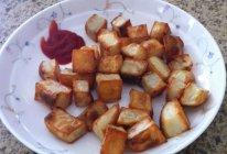 美式经典早餐烤土豆的做法