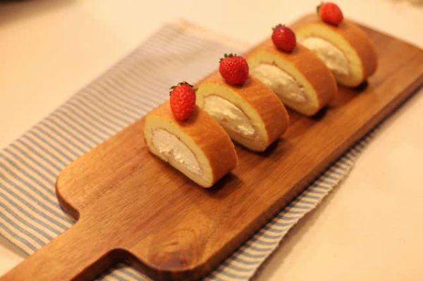 浮云卷 法国MOF卷 入口即化的蛋糕卷