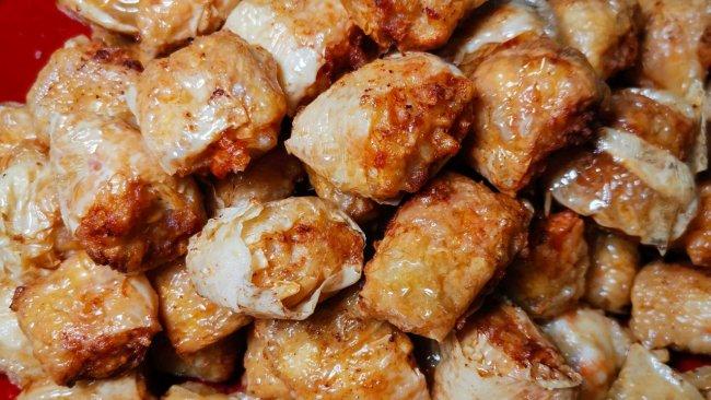 正宗潮汕虾枣的做法