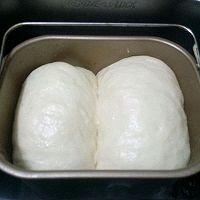 柔软拉丝的吐司-东菱面包机的做法图解11