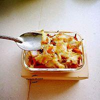 奶酪焗饭#百吉福芝士力量#