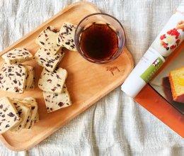 奶香浓郁,不瘫成饼的蔓越莓饼干~(UKOEO 风炉特约)的做法