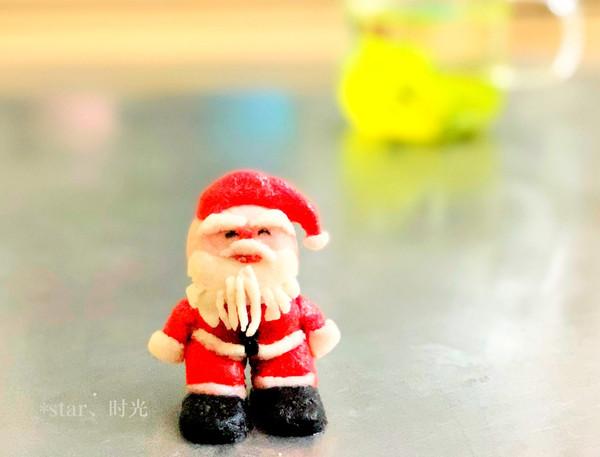 翻糖圣诞老人
