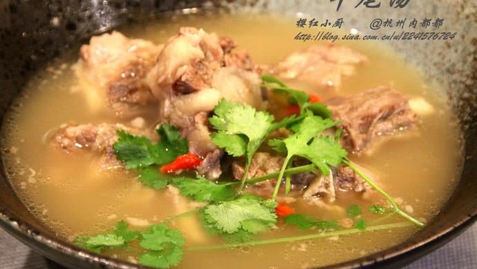 羊肚汤的牛尾_美食_豆果做法吃菜谱图片