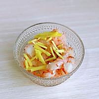 咖喱虾仁便当#硬核家常菜#的做法图解3