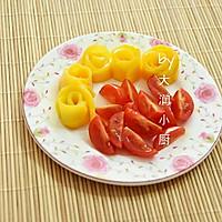 #浪漫樱花季#芒果红薯酸奶脆的做法图解6