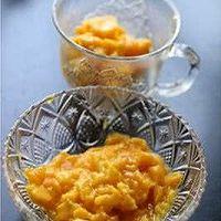 免烤芒果蛋奶布丁的做法图解2