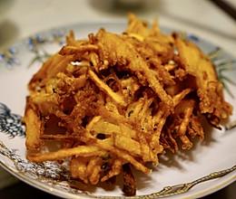 湖南小吃:炸红薯丝饼的做法