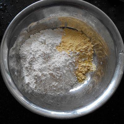 鲜奶玉米饼:利仁电饼铛试用的做法 步骤1
