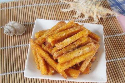 【黄金薯】# 滋味有别