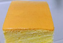 比戚风蛋糕还好吃的—台湾古早味蛋糕的做法