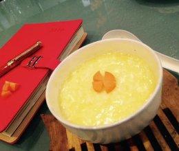 超级简单的蛋花粥的做法