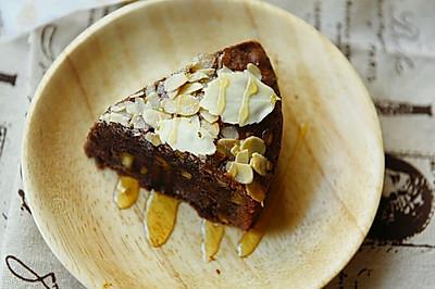 #北岛山谷蜂蜜#布朗尼蛋糕