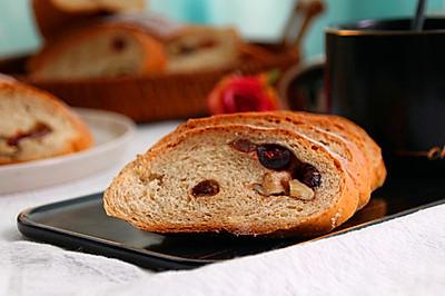 咖啡全麦面包