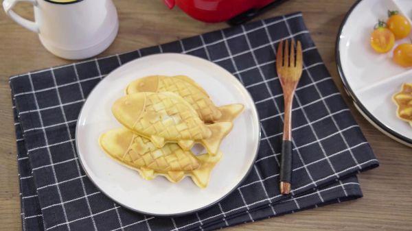 鲷鱼烧【孔老师教做菜】的做法