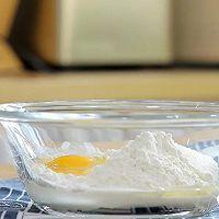 平底锅小面包 宝宝辅食食谱的做法图解3