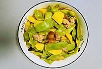 【孕妇食谱】五花肉焖油豆角,鲜香软糯,美味又下饭~的做法