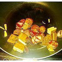 家常小炒圆白菜的做法图解5