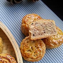 献月圆人全大礼 #中式糕点五仁月饼#