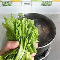 时蔬敲虾汤的做法图解6