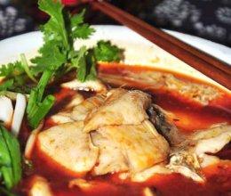 麻辣香水鱼的做法