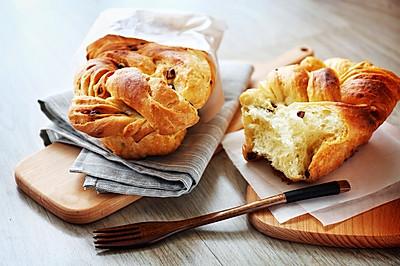 红豆手撕面包